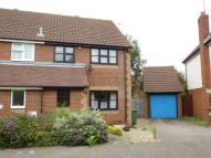 3 bed semi detached property for sale in Woodhouse Close...
