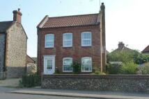 3 bedroom Detached home for sale in Cromer Road, Sheringham