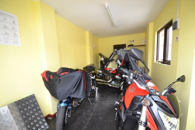 Converted Garage