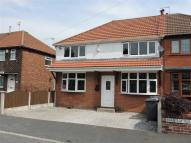 4 bedroom semi detached home in Marina Road, Droylsden...