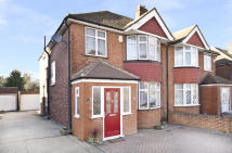 semi detached home in Park Lane, Hayes, UB4