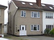 5 bed semi detached property in Adelphi Crescent, Hayes...