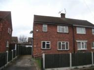 semi detached property in Mulberry Crescent...