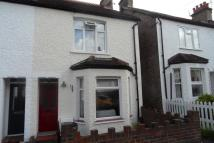 3 bedroom End of Terrace property to rent in Palmerston Road...