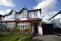 semi detached house for sale in Le May Avenue, London...