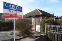 Bungalow to rent in Shortlands Gardens...