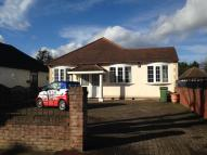 Detached Bungalow to rent in Avery Hill Road, London...
