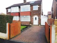 semi detached property in Chertsey Close...