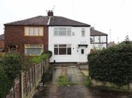 Lyme Grove semi detached property for sale