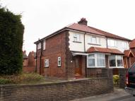 3 bed semi detached property in Victoria Avenue...