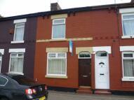 Terraced house in Elysian Street, Openshaw...