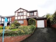 4 bed Detached property in Wyecroft Close, Woodley...