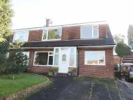 semi detached property in Wych Fold, Gee Cross...