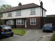 semi detached home in Brinnington Road...