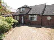 Woodend Lane Detached Bungalow for sale