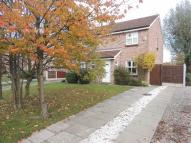 semi detached property in Grange Road, Bramhall...