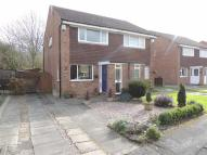 2 bed semi detached property for sale in Ladywell Close...