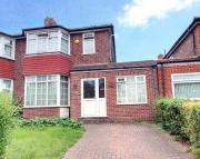 semi detached property in Whitton Avenue East...