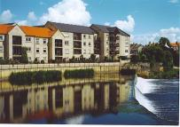 3 bed Flat to rent in The Old Mill, Scott Lane...
