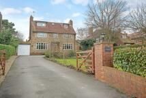 Detached house in Drury Lane, Pannal...