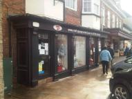 Shop to rent in Market Place...