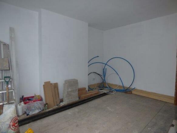 Flat 1 Lounge
