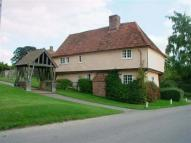 2 bed house to rent in Sandon, Herts, SG9