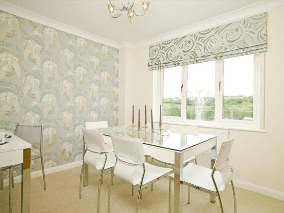 Show Home Dining...
