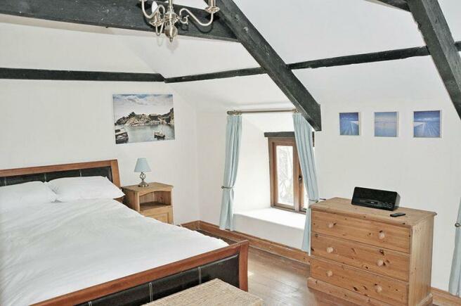 Sky Lark Bedroom