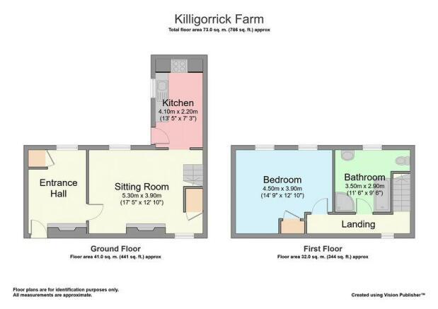 Skylark Floorplan