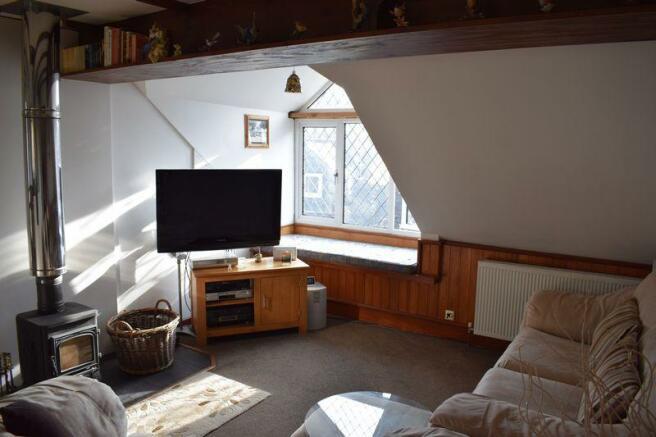 Flat Living Room