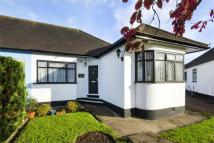 Bungalow in Ashdale Grove, Stanmore...