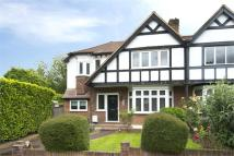 semi detached home for sale in Canons Close, Edgware...
