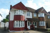 semi detached house in The Avenue, Harrow Weald...