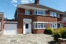 semi detached home in Howberry Road, Edgware...