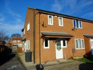 1 bed semi detached house in 1 Easby Close, Bedale