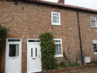 1 bedroom Terraced property for sale in 2 Fleece Cottages, Bedale