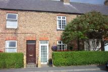 2 bedroom Terraced property to rent in 3 Barras Terrace, Bedale