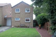 Detached home for sale in 5 Hazel Court, Bedale
