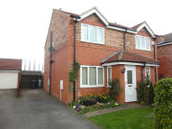 2 bed semi detached house for sale in 34 Parker Drive, Bedale