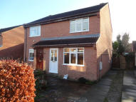 semi detached property in 31 Queen Annes Drive...