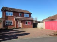 4 bedroom Detached home in 6 Stapleton Close, Bedale