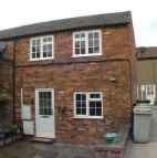 1 bed End of Terrace house to rent in Mill Lane, Horncastle...