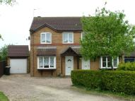 3 bed semi detached house in College Park, Horncastle...
