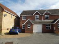 semi detached home in Madely Close, Horncastle