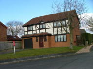 Detached property in Tudor Park, Horncastle...