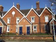1 bedroom Terraced property to rent in Queen Street, Horncastle...