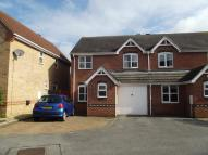 semi detached property in Madely Close, Horncastle...