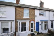 Terraced home in Island Wall, Whitstable