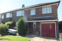 5 bedroom semi detached home in Herne Bay Road...